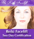 Reiki Facelift Certification